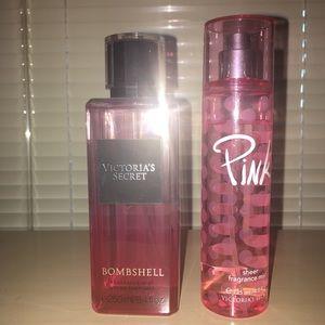 Victoria's Secret Sheer Fragrance Mist